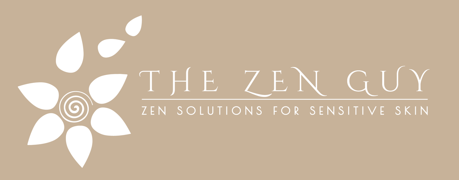 The Zen Guy | Solutions for sensitive skin, eczema, dermatitis