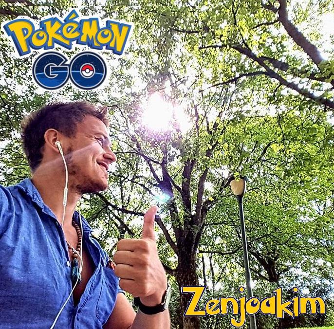 Zenjoakim - Pokémon Master