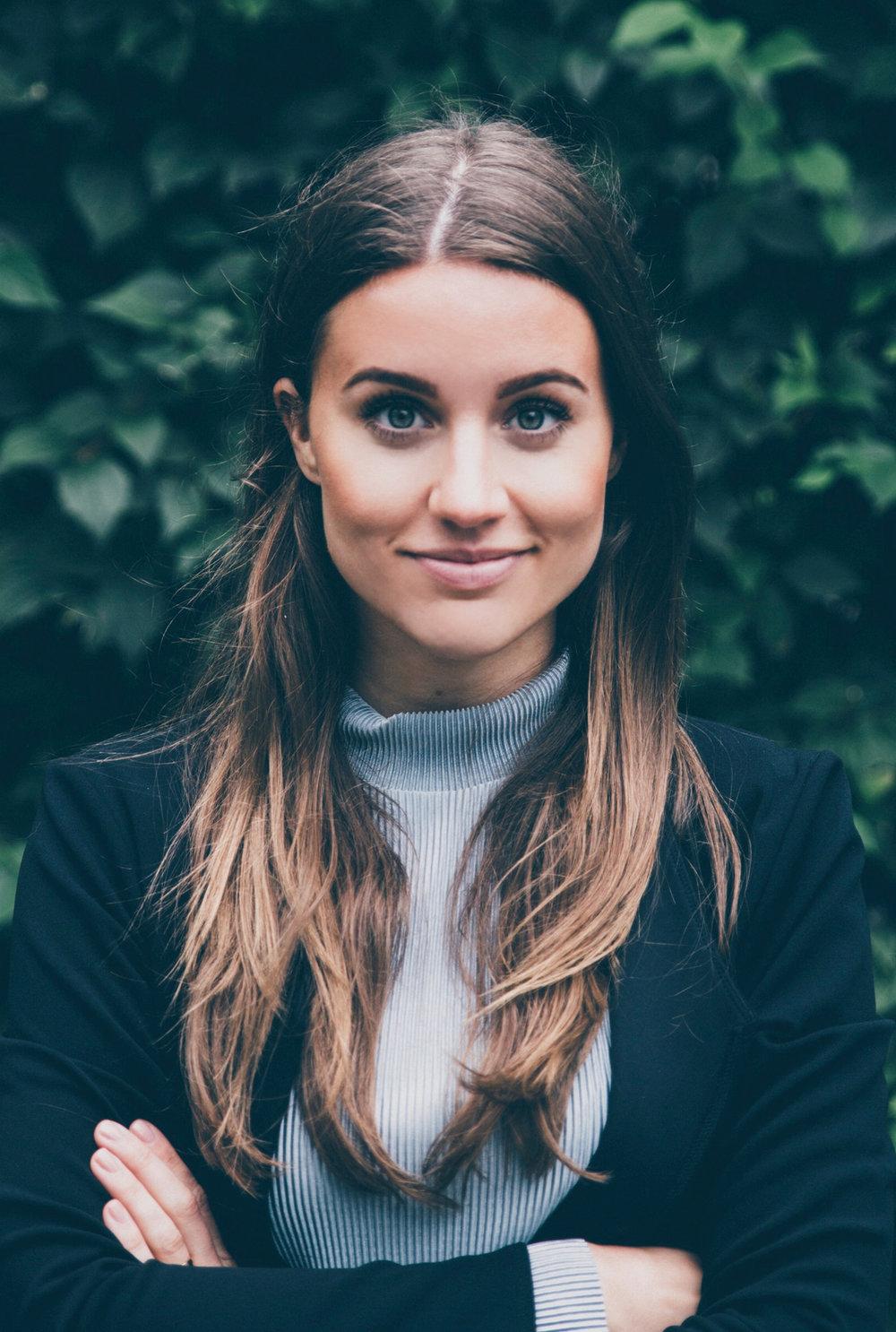 Maria Ahlin (Foto: Abraham Engelmark)