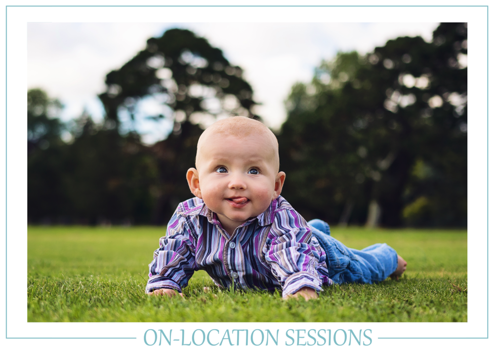 Explore The On-Location Sessions