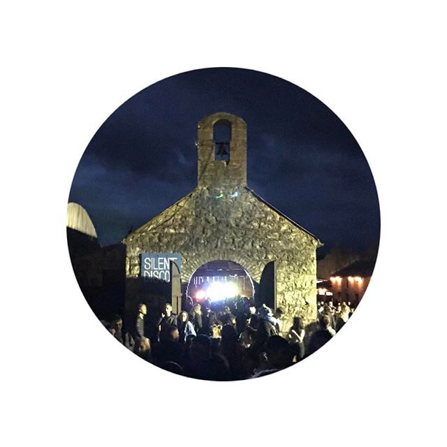 Thanks for having us Barn Dance! . . #bd #festival #church #silentdisco #barn #dance #music #heroesinhiding