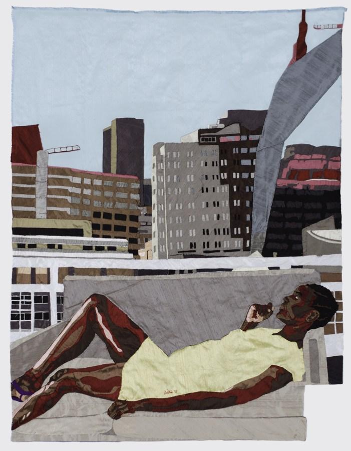 Artista: Billie Zangewa (http://www.afronova.com/artists/billie-zangewa/)