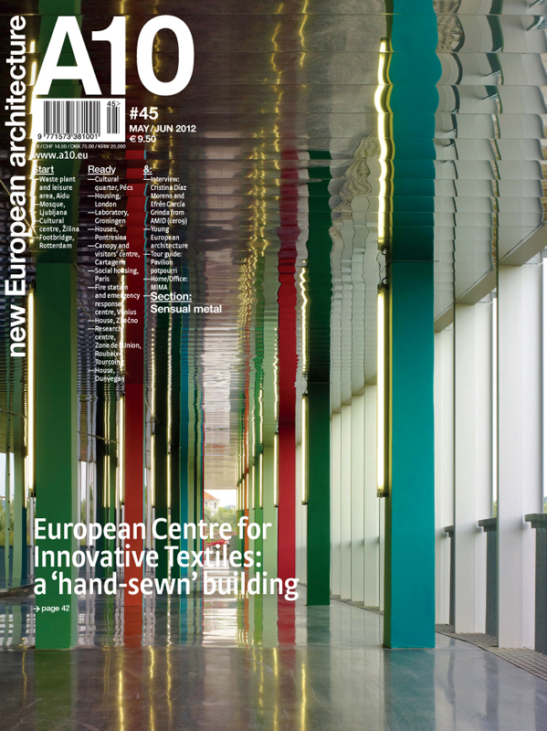 A10 #45 -   for full pdf please contact office@a10coop.eu     >> find more issues here