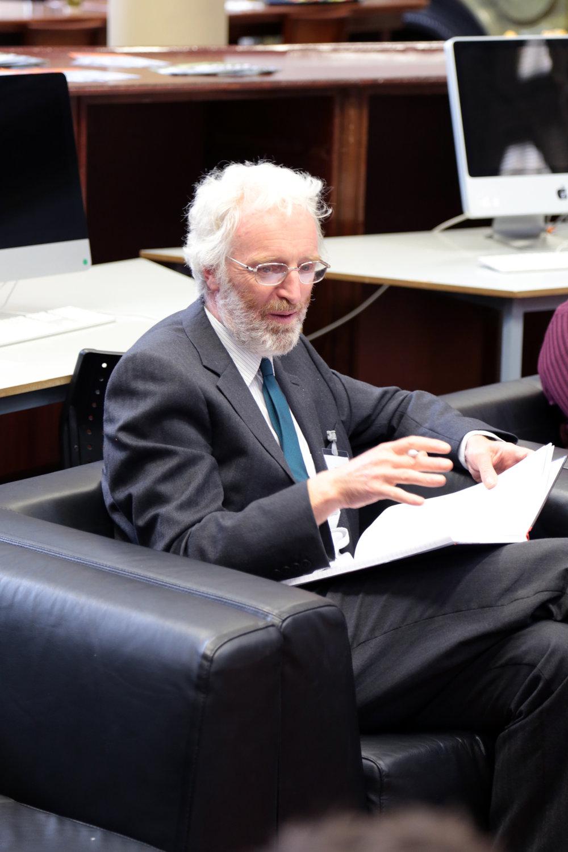 Dr Mike Pedley, Dwr Cymru Welsh Water