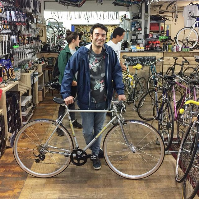 Adnan and his Faggin  #adnan #faggin #citybike
