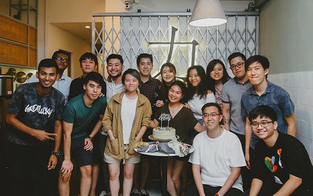 This goes out to everyone who has supported us for the past 3 years: family, friends, suppliers, customers, and the team here at Li. We could not do what we do, day in and day out without you guys.  Much love 🍞 Heng Kit, Ziyan, Chicky  Photo credit @annicelyn
