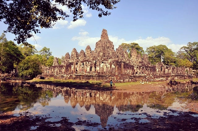 Siem Reap in Cambodia- Varsha Rao Exploring Asia
