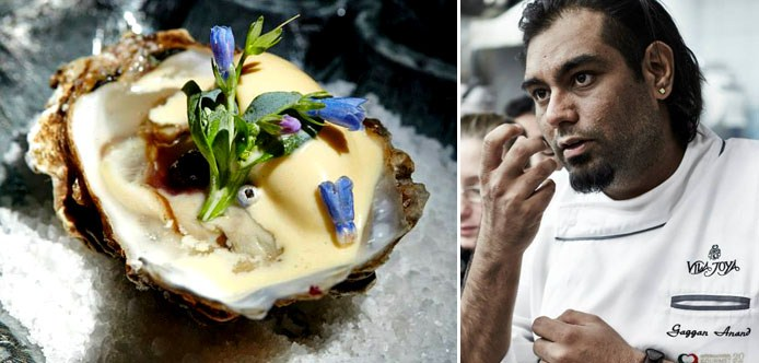 Chef Anand Gaggan - Varsha Rao exploring the Asian Cuisine