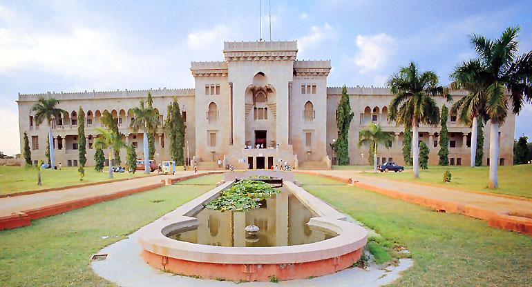 Osmania University, India