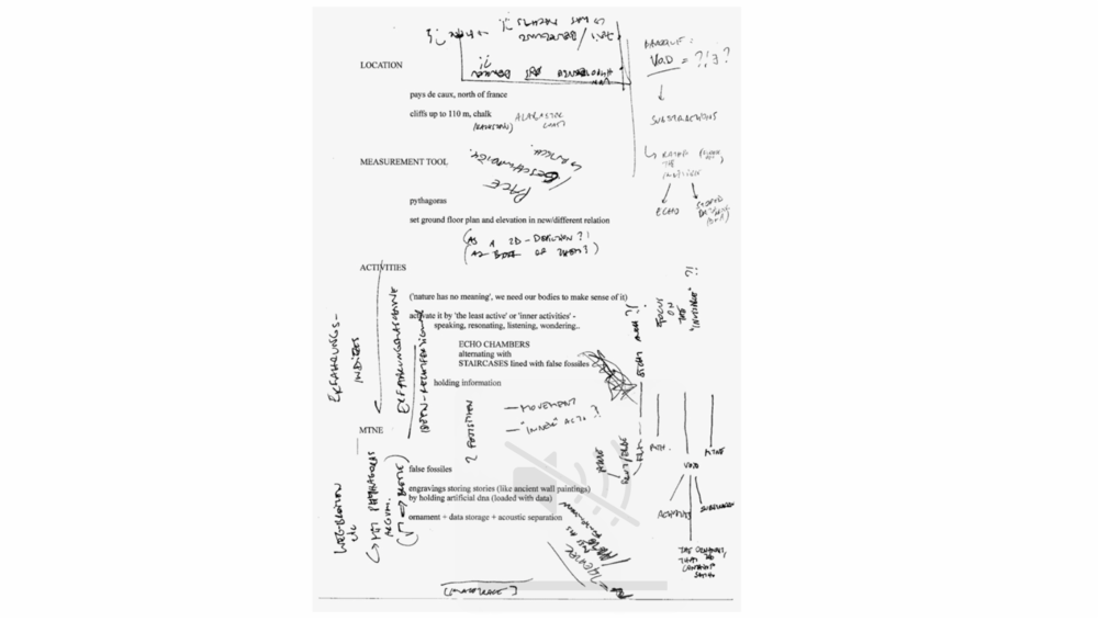 Schamboeck, M.|'Hospice Path', Script