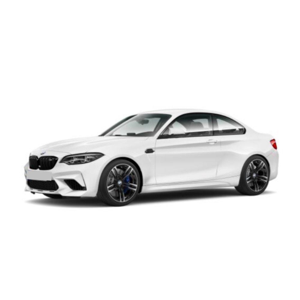 BMW M2 Competition (410PS)486,00€ / Monat - *Privat- und Gewerbekunden*alle Werte zzgl. der jeweiligen Umsatzsteuer