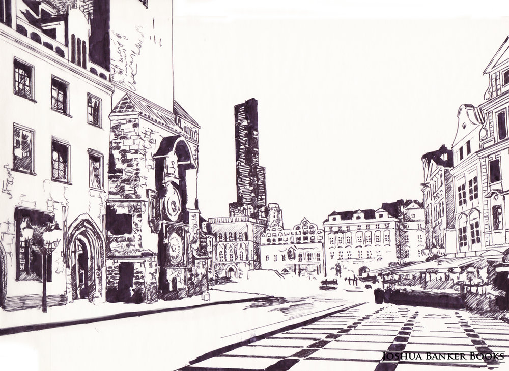 Streets of Trone Stenan