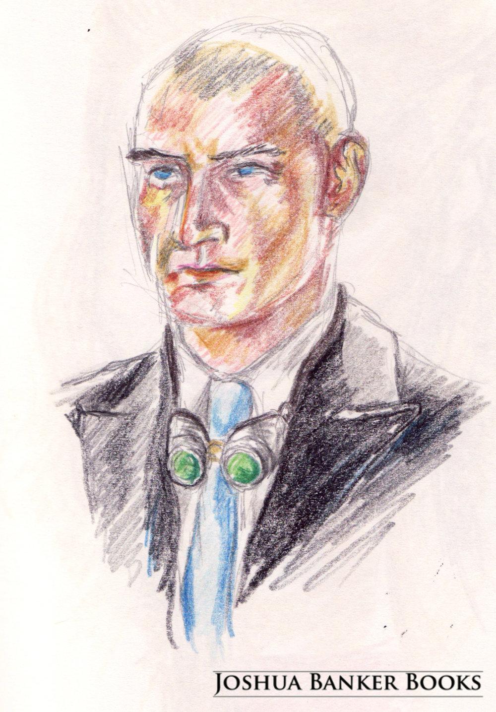 Raw Sketch: Dyson