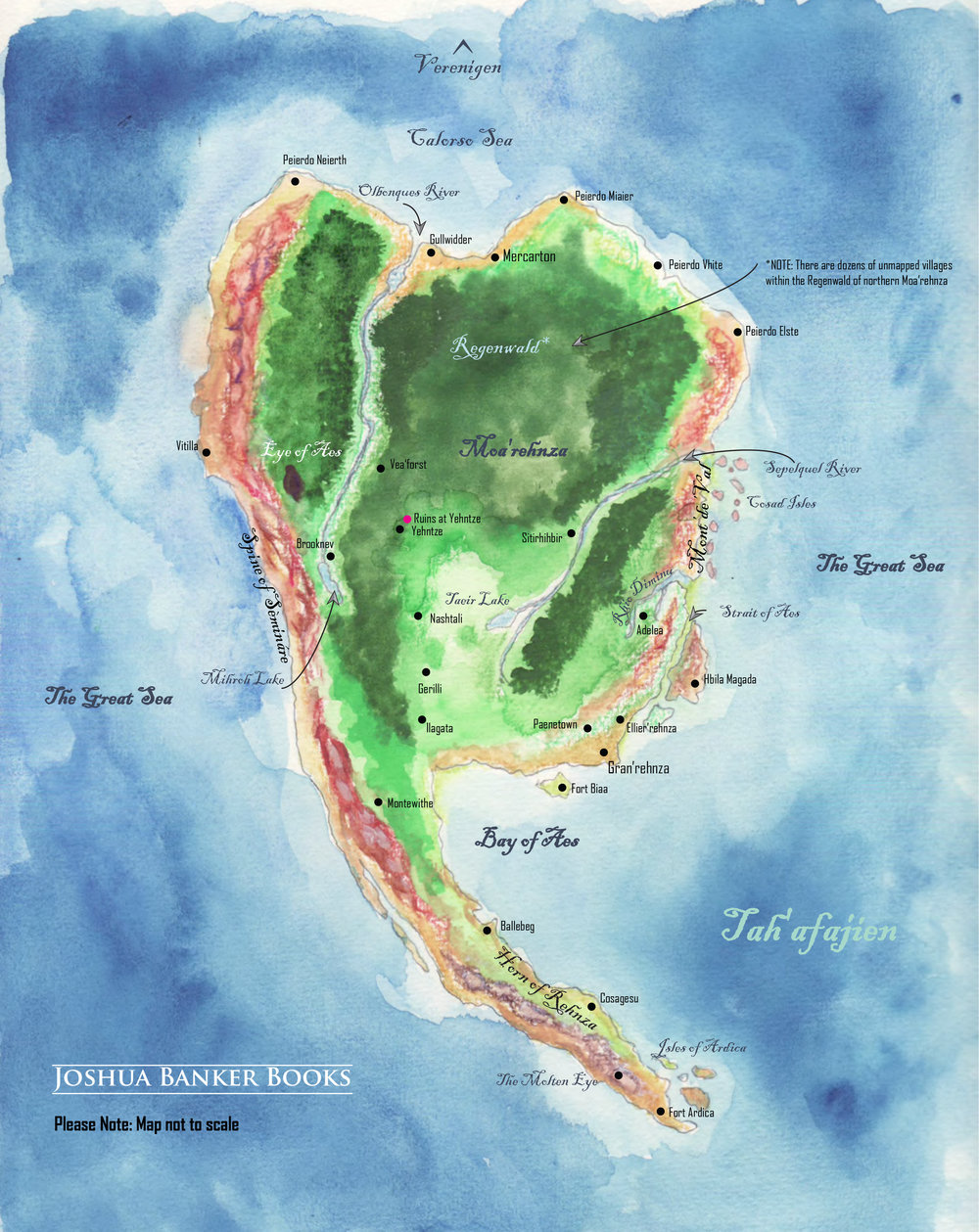 Map of Moa'rehnza