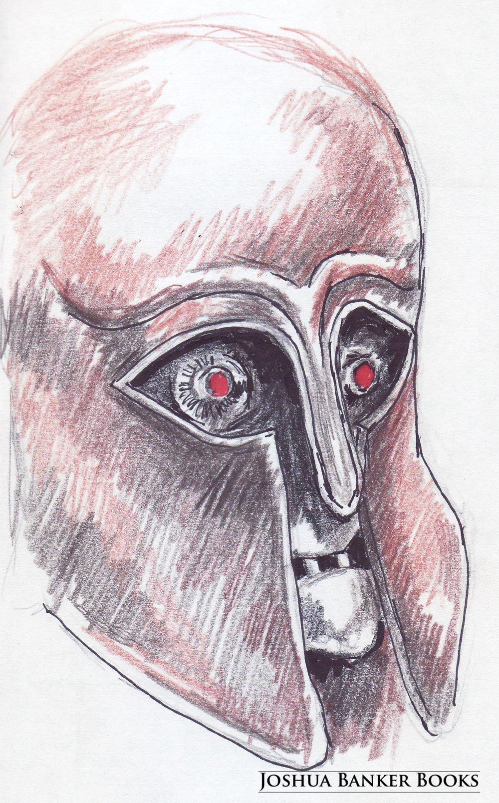 Raw Sketch: Masina