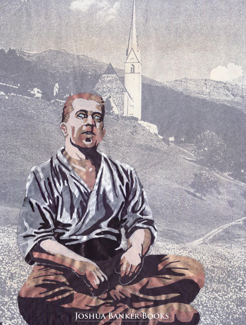 Character Illustration: Flynn (Fantasma)