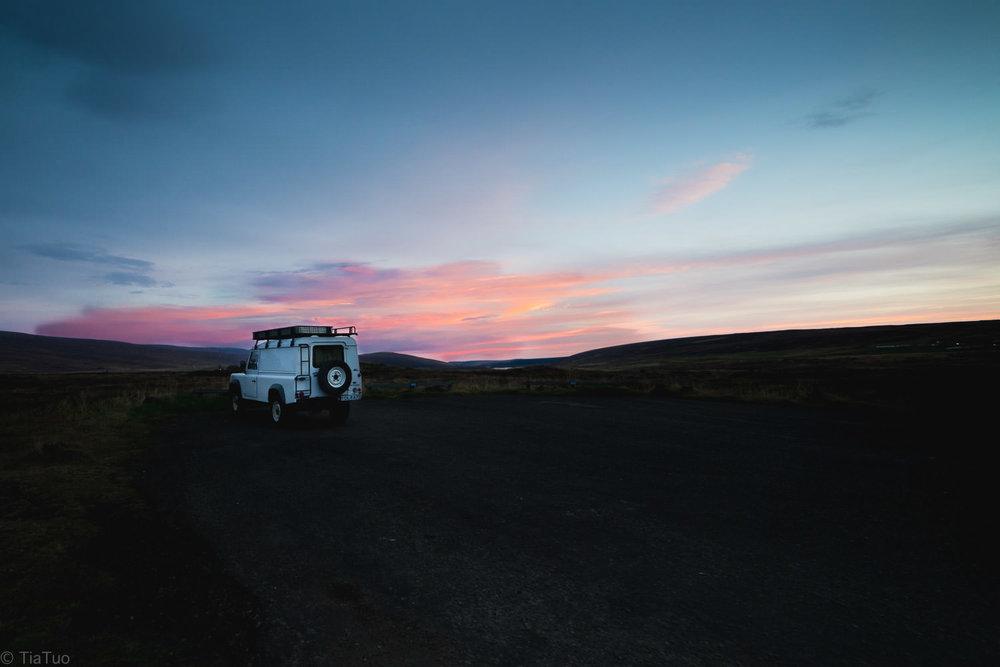 Good morning, Iceland!