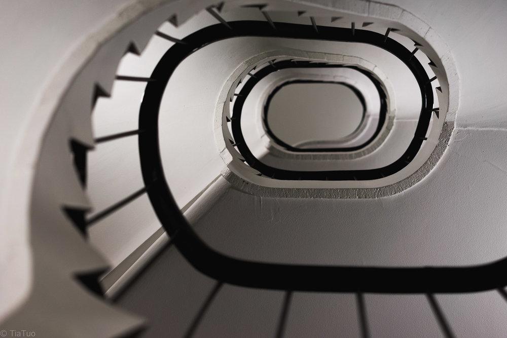 Beautiful spirals