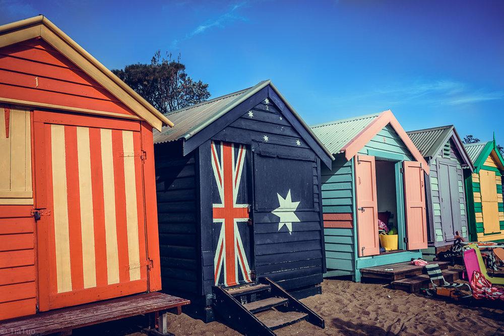 The most Australian hut of them all