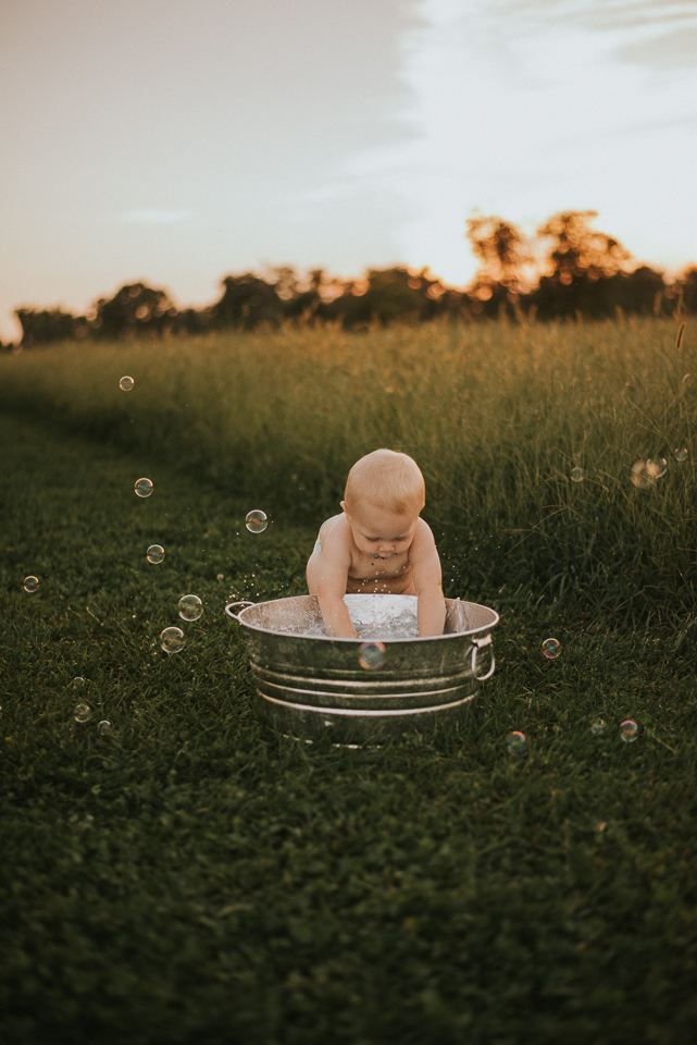 The Lindsey Family- Tewes Farm, Northern Kentucky Photographer