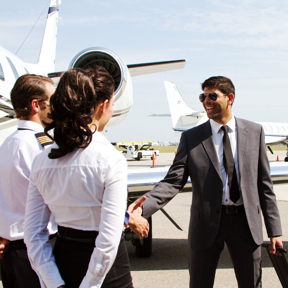Aircraft Management at Aeromanagement Group