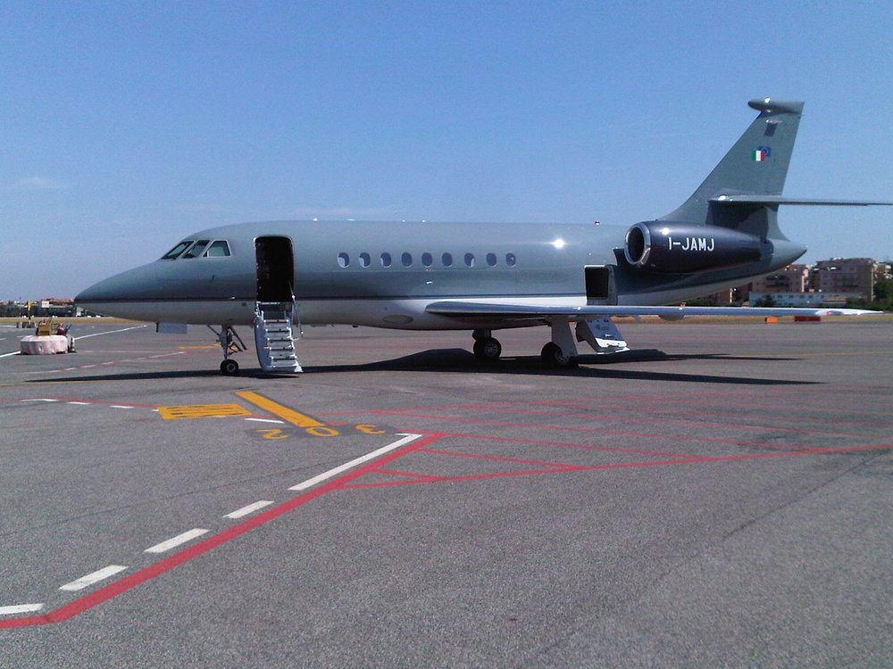 SOLD - SEE BELOW FOR OTHER FALCON AIRCRAFT