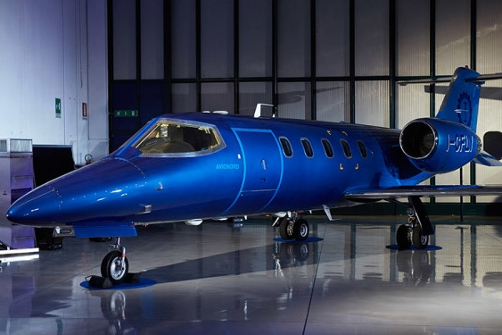 1998 Bombardier Learjet 31A SN 167 by Aeromanagement Group