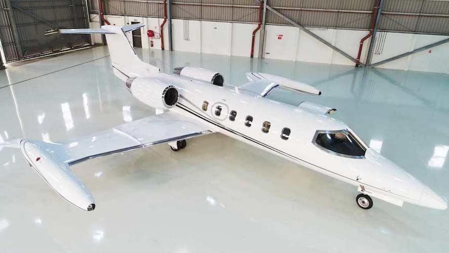 Lear 35A-288.jpg