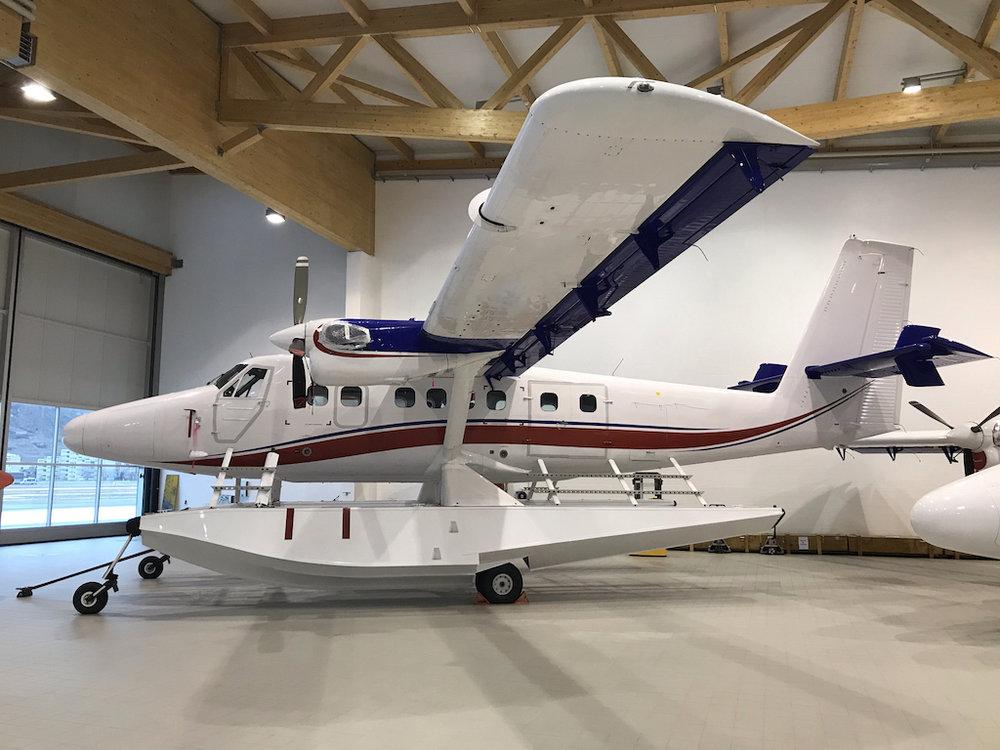1969 De Havilland Twin Otter DHC-6-300 SN 244-1.jpg