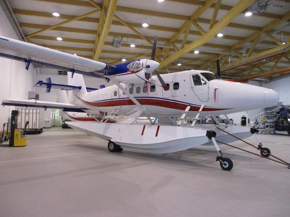 1969 De Havilland Twin Otter DHC-6-300 SN 244-2.JPG