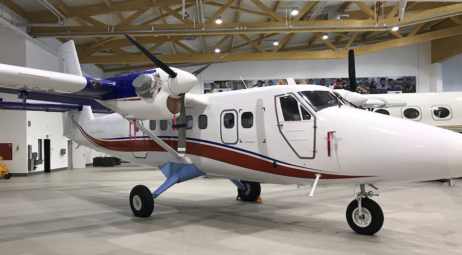1980 Twin Otter SN 696 De Havilland DHC-6-300