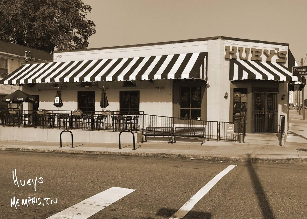 About Hugh Babys BBQ Burger Shop Nashville TN Hugh Babys