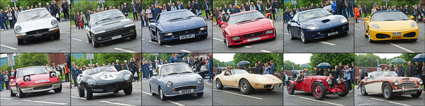 SMS Creative Photography Edenbridge Car Pageant 2