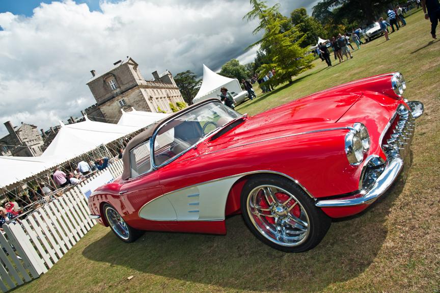 Stella Scordellis 1959 Chevrolet Corvette