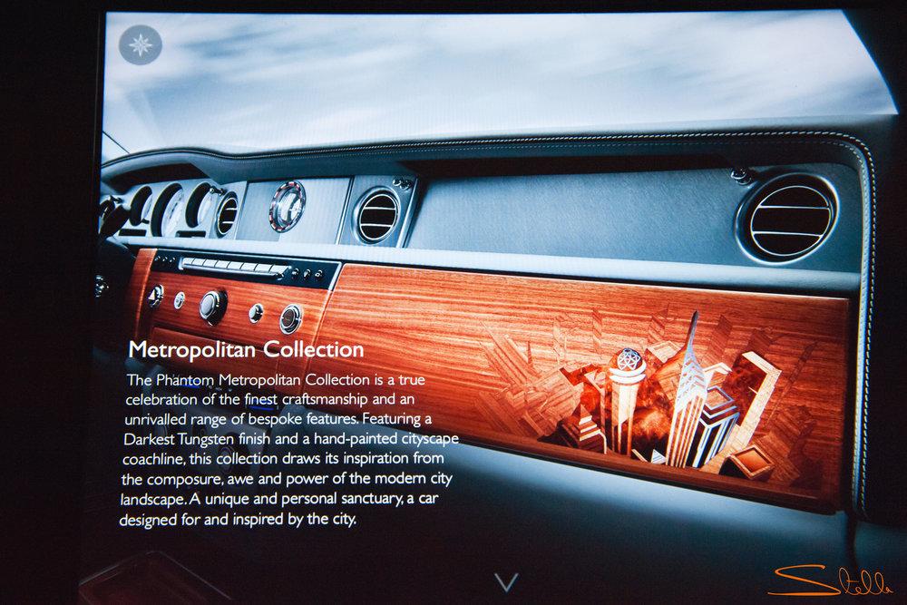Inside Rolls-Royce Saatchi Gallery Stella Scordellis 1