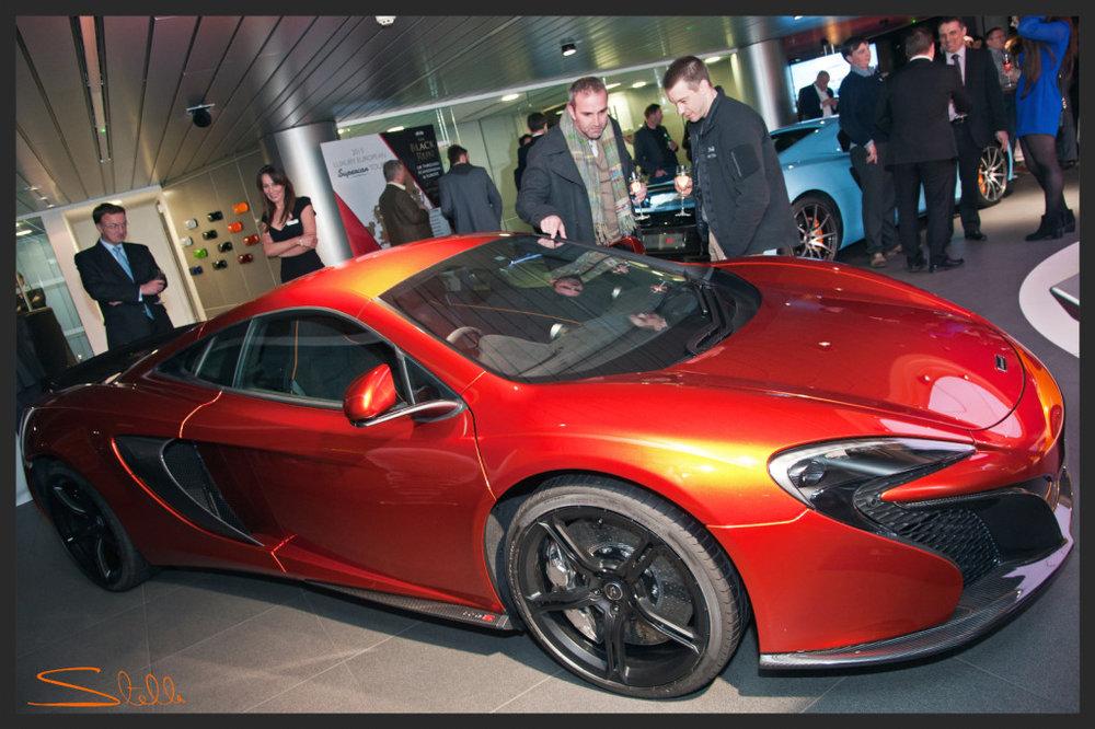 Stella Scordellis Redline247 McLaren 6