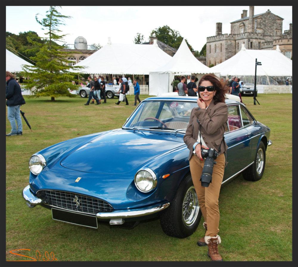 Stella Scordellis Wilton House Ferrari 250 GTO Classic and Supercar Show