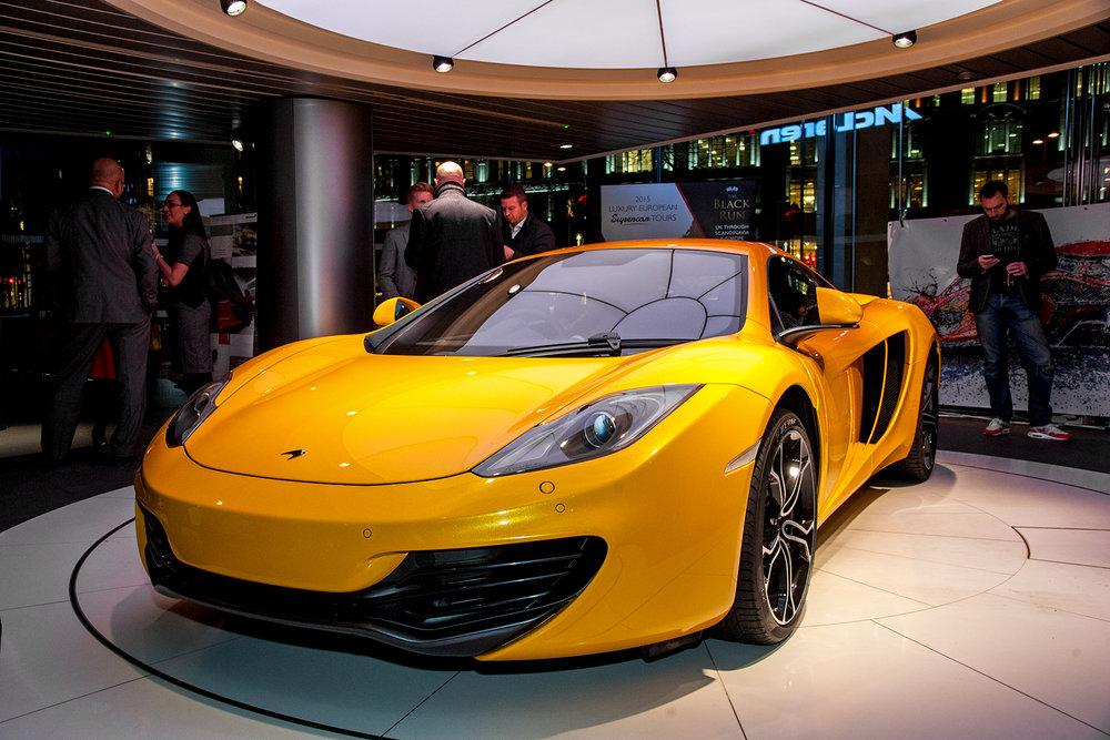 McLaren Redline 2015