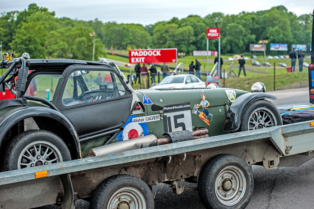 Brands Hatch Classic Car Club 2015