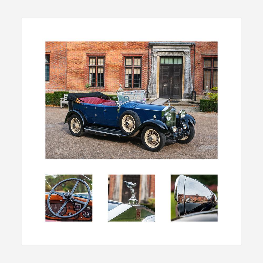 "Rolls-Royce 20-50 29"" x 28"""