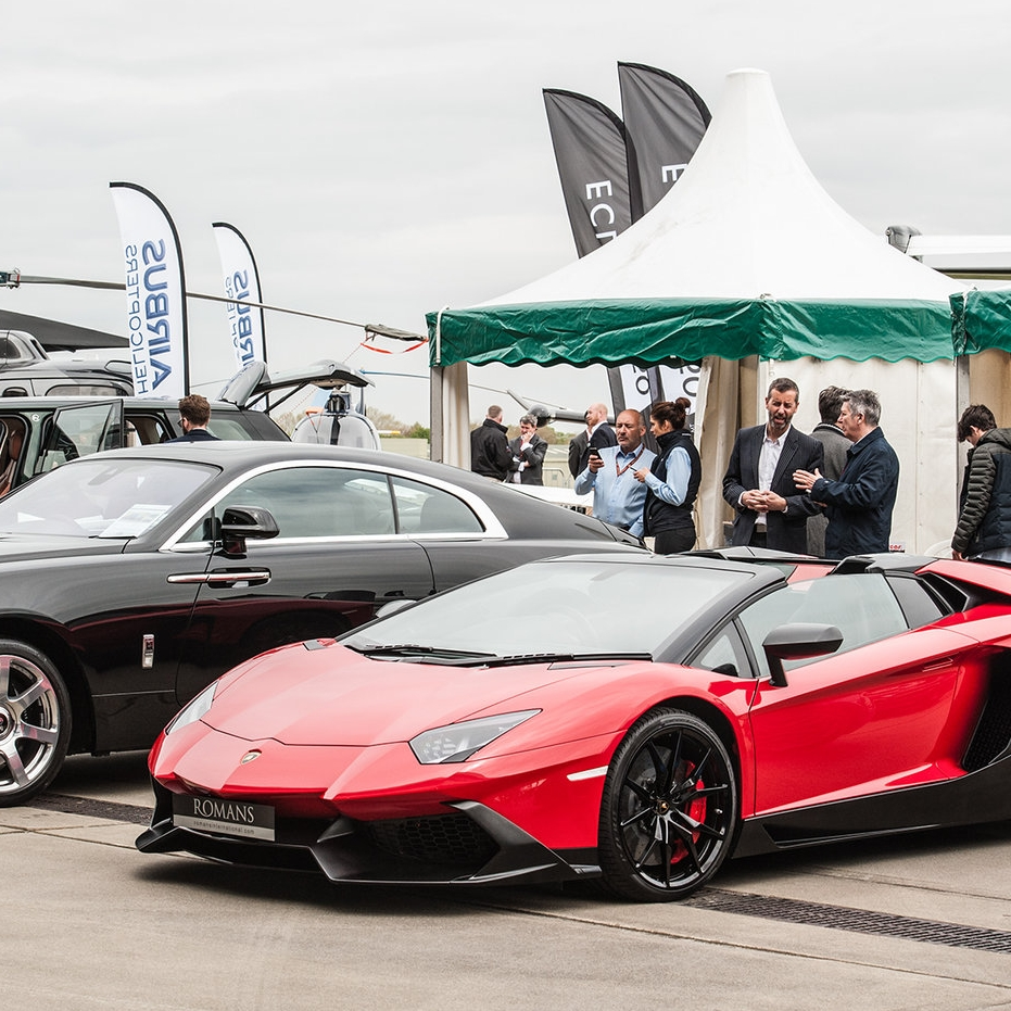 The Elite London Luxury Brand Show 3 - 4 June 2016