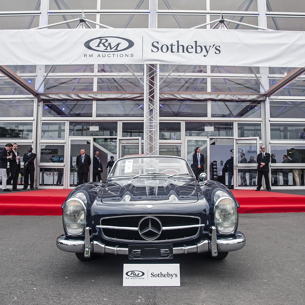 RM Sotheby's London Auction