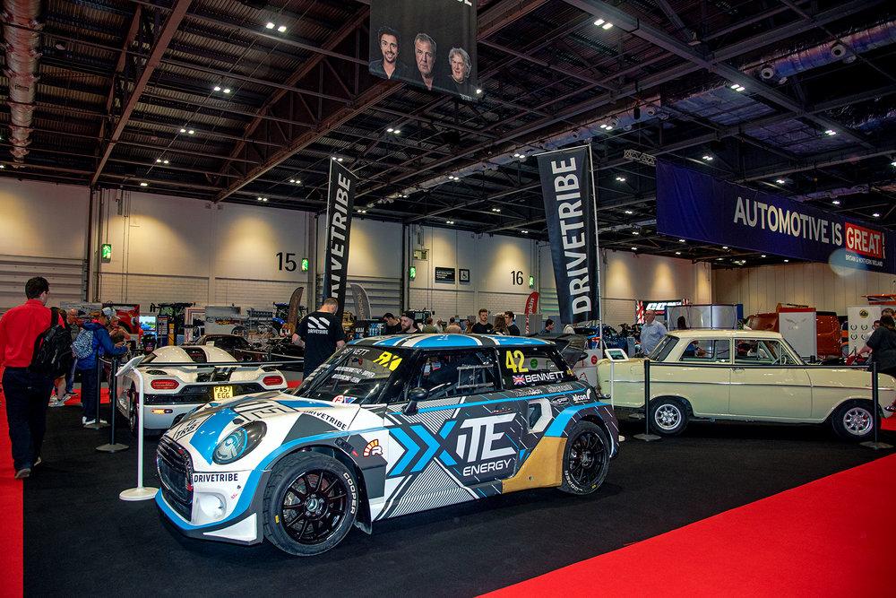 The London Motor Show 2018
