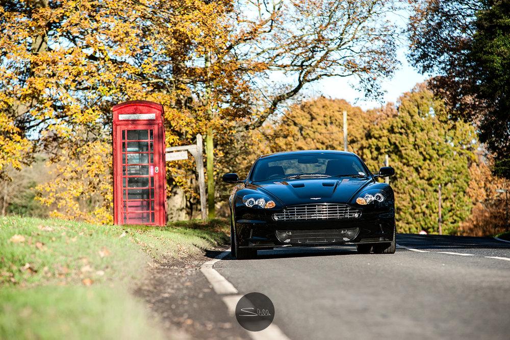 Stella Scordellis Aston Martin DB9 & Telephone Box Watermarked.jpg