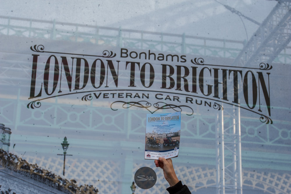 Bonhams London to Brighton 2018