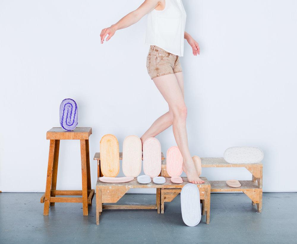 Photographie Adeline Praud, Collectif bellavieza. Modèle Kris & Héloïse. Chorégraphie Virginie Clénet. Direction artistique Mélanie Clénet.