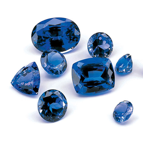 SAPPHIRE   Most popular in blue, Sapphire can come in an array of colours, shapes and qualities.