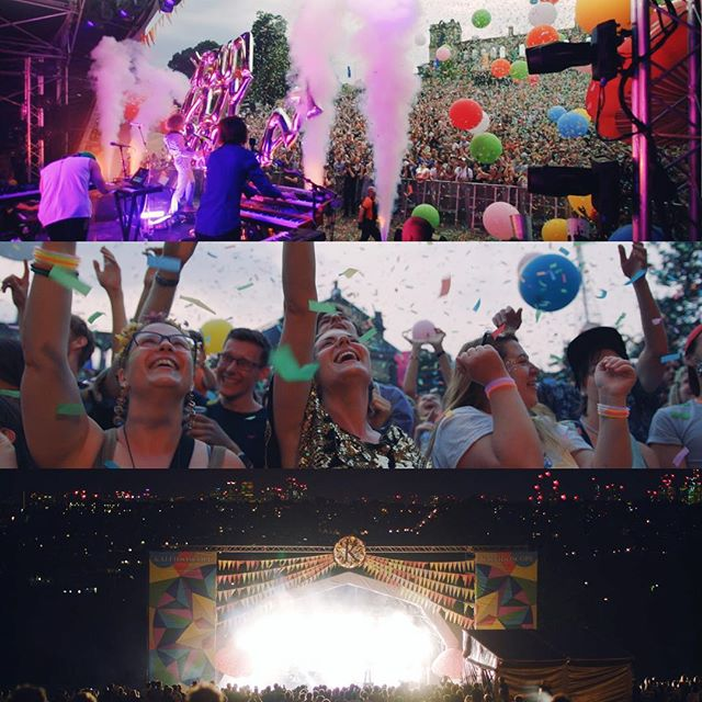 Another few shots from our Kaleidoscope film - this time from the evening. . . . . . #filmmaking #alexandrapalace #dop #videoproduction #summer