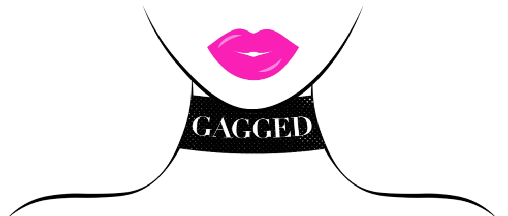 Gagged Chokers