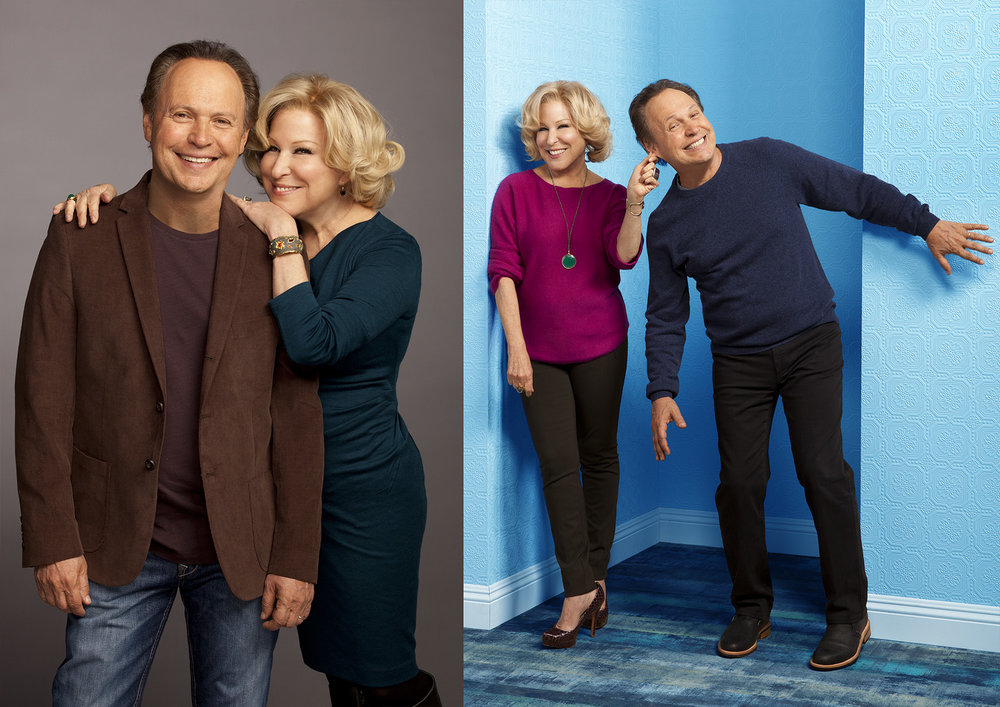Billy Crystal & Bette Midler